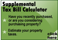 Supplemental Tax Bill Calculator